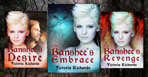 The Banshee's Embrace Boxed Set by Victoria Richards